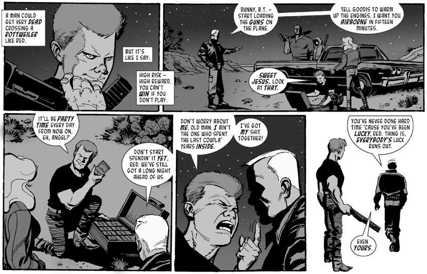 The Scavengers: Page Twelve